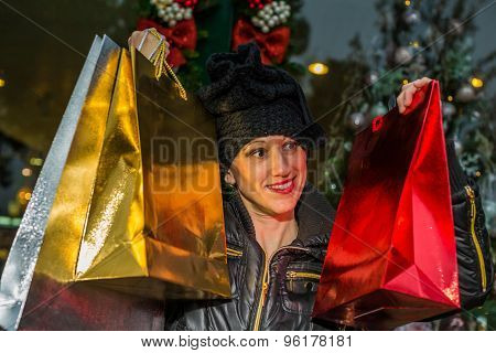 Happy Christmas Shopping