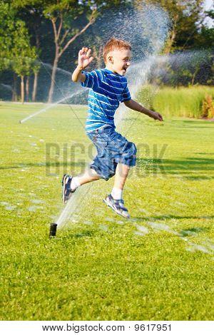 Running From Sprinkles