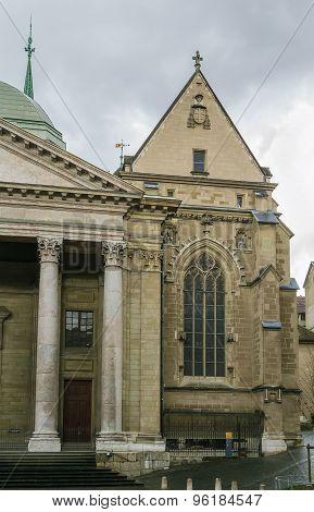 St. Pierre Cathedral, Geneva, Swizerland
