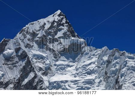 Majestic Mountain Nuptse