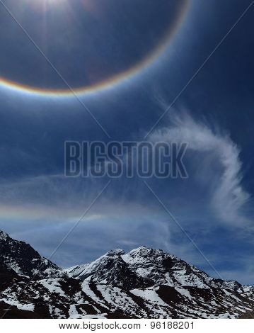 Halo In The Everest Region