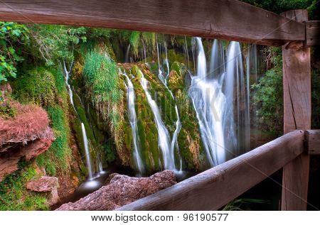 Cascade Landscape II