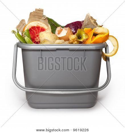 Kitchen composting bin