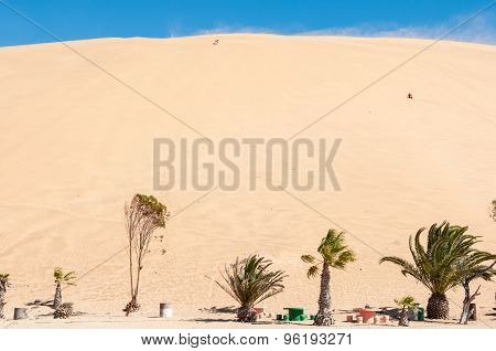Dune 7 Near Walvis Bay
