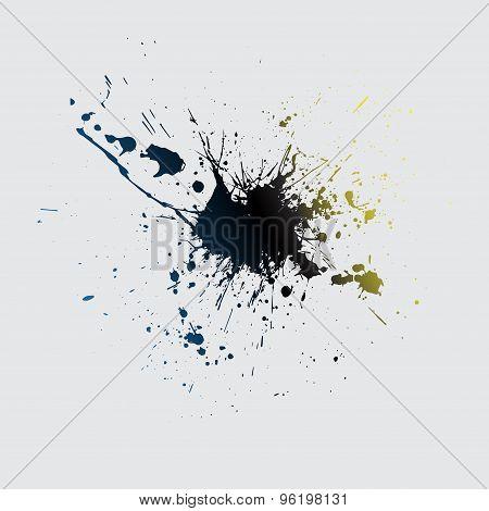 Ink blot