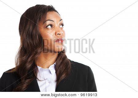 Empresária preta