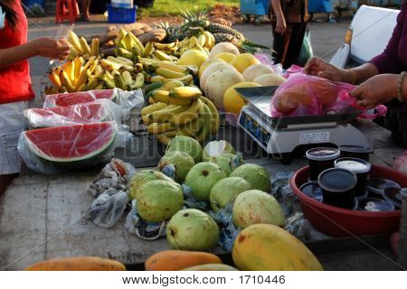 Fruits Market