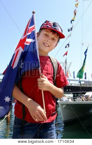 Aussie Boy Harbourside