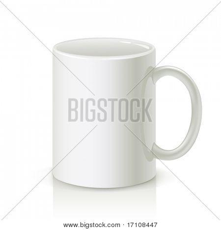 blanco taza