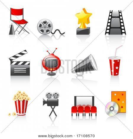 cinema icons