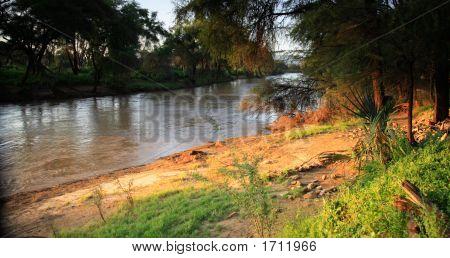 Uaso Nyiro River