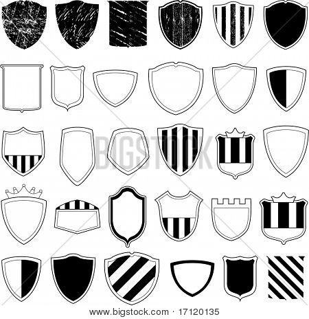 Vector shield design