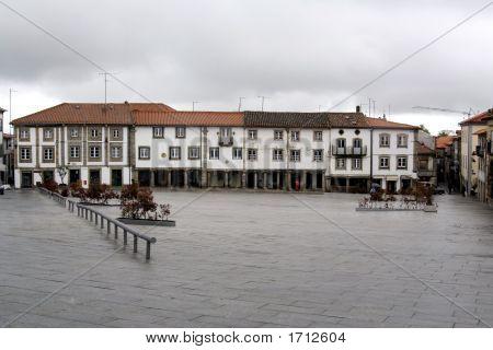 Historic Center Of Guarda Portugal