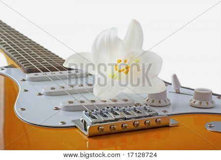 Lily y Guitarra