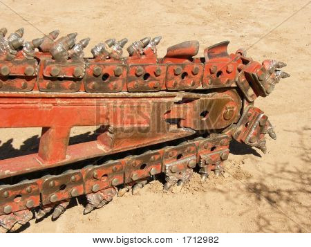 Trench Digger