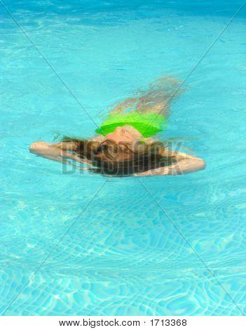 Floating Girl