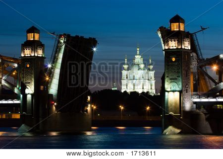 Bridges Of The White Nights