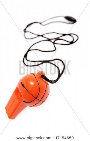 Basketball whistle