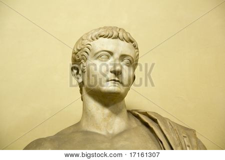 Tiberius, Vatican Museum