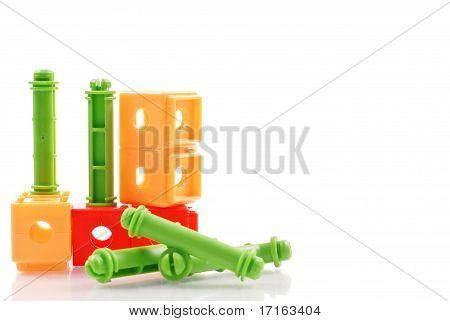 Toy Linking Blocks