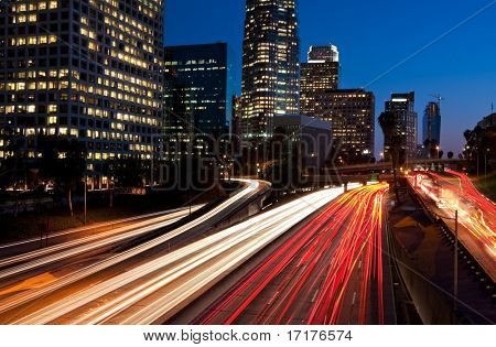 Traffic in Urban City