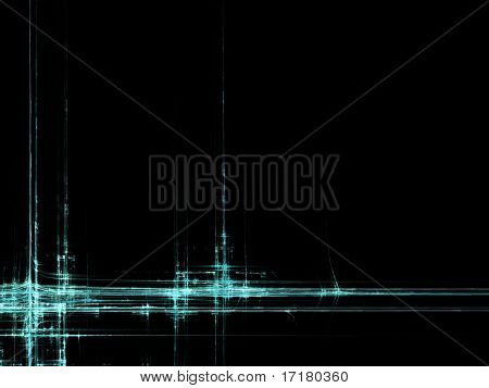 Wires. Abstracts background design.