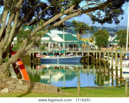 Town Basin, Whangarei, New Zealand