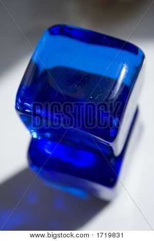 Cubics Of The Blue Glass