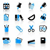 stationery icons