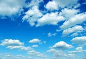 stock photo of cloud formation  - clouds - JPG