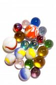 stock photo of yesteryear  - Marbles - JPG