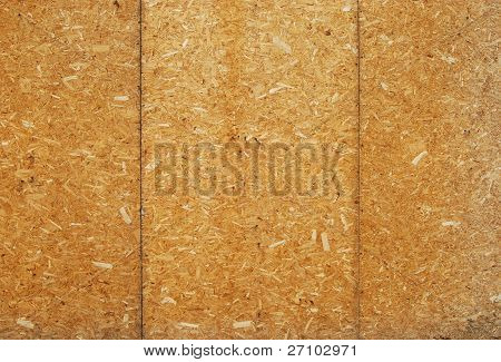 Oriented strand board panels