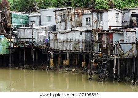 Tai O, A small fishing village in Hong Kong