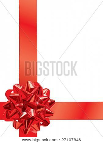 Gift Bow (jpeg rasterized from vector. Also available vector version in this gallery)