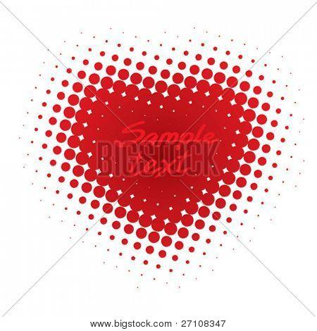 abstrakt Herzen (Vektor). in der Galerie machte auch verfügbar Xxl Jpeg-Bild von dieser Vektor