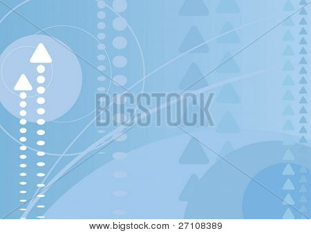 Abstract Business Background (vector). In the gallery also available XXL jpeg image made from this vector