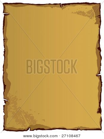 Old Paper (vector). In the gallery also available XXL jpeg image made from this vector