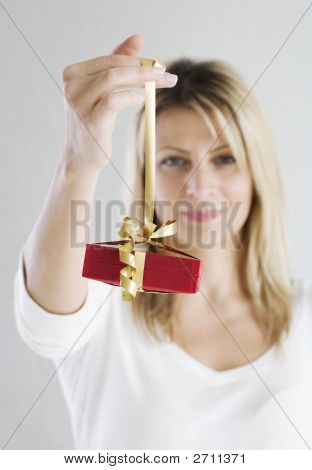 Holding Present