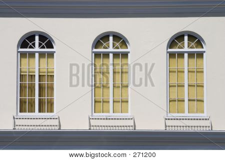 Old Fashioned Windows