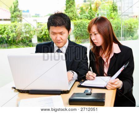 Executive & Secretary