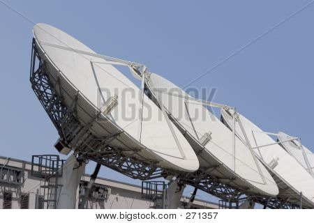 Satellite Dish #1