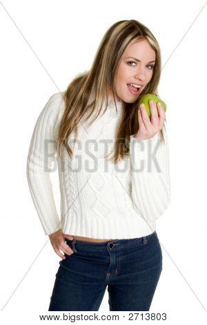 Apple Woman