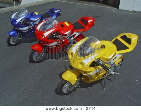 3 Mini-bikes