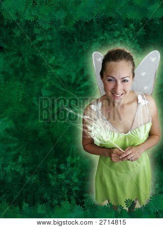 Fairy Princess Tinkerbell
