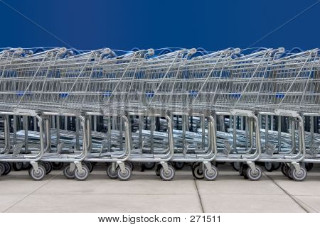 Shopping Carts #1