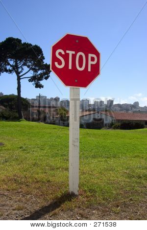 Stop Sign #2