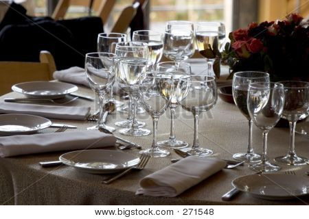 Table Setting #1