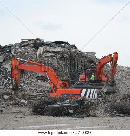 Demolition Site