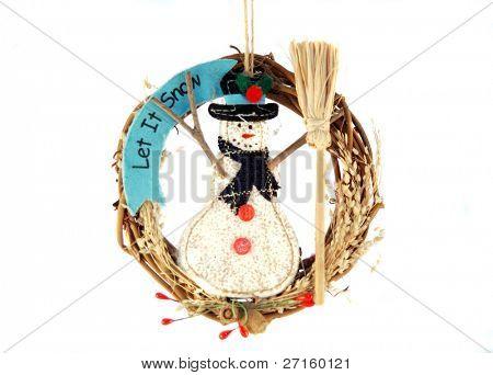 Muñeca de Navidad Snowmans