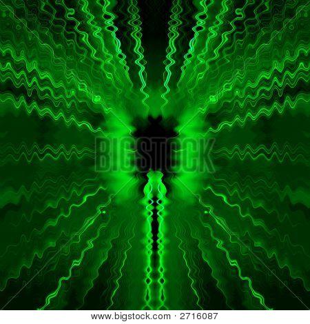 Green Radio Waves